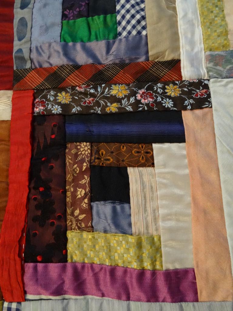 Necktie Coverlet - WesternSakiori.com