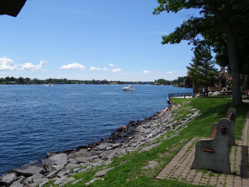 Alexandria Bay, NY I Western Sakiori
