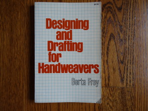 Berta Frey, Designing and Drafting for Handweavers I Western Sakiori