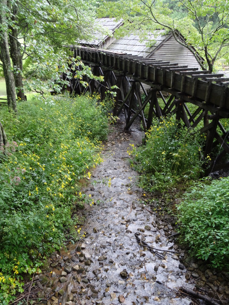 Mabry Mill, Blue Ridge Parkway I Western Sakiori