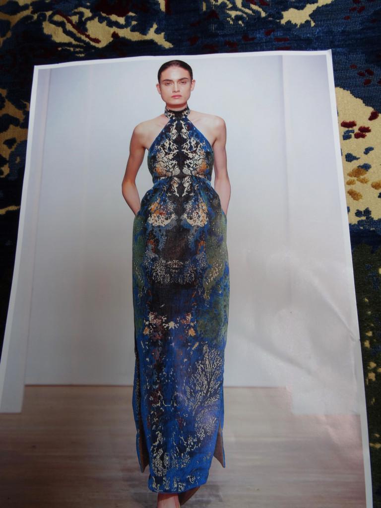 Bevilacqua designer fabric I Western Sakiori