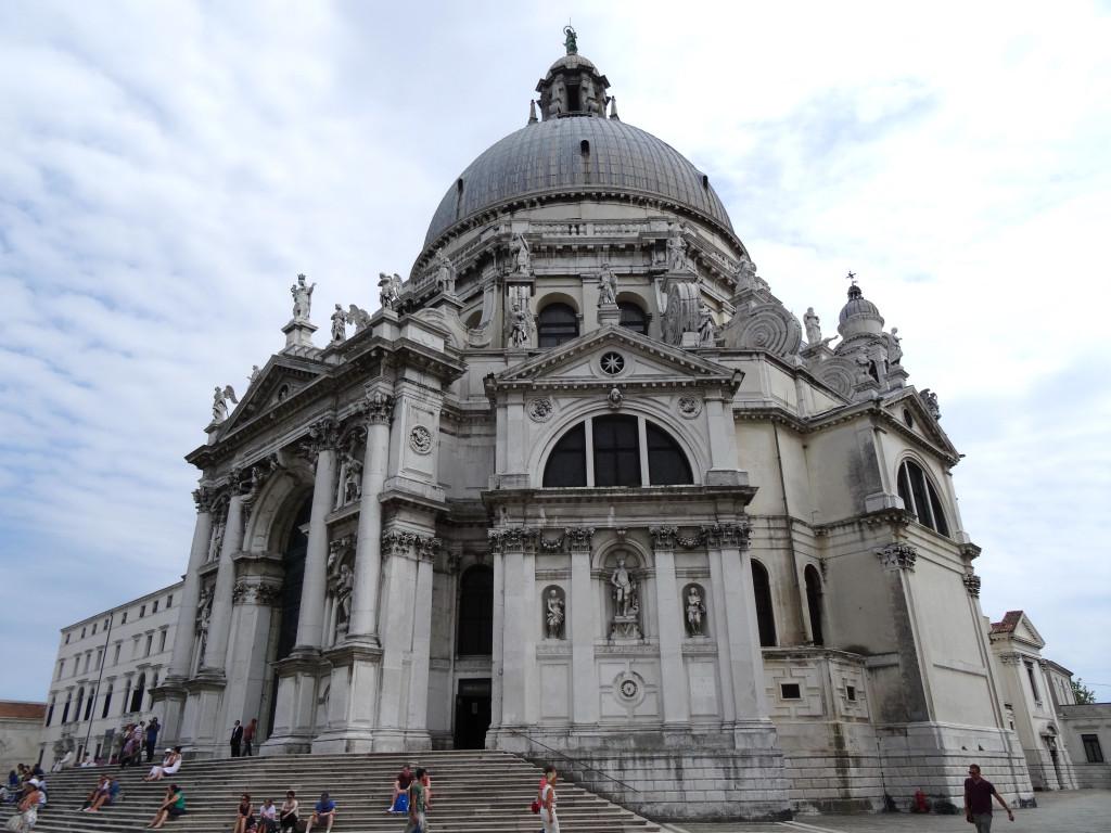 Salute Church, Venice I Western Sakiori