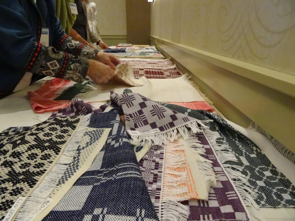 Weaving History Conference 2017 l Western Sakiori