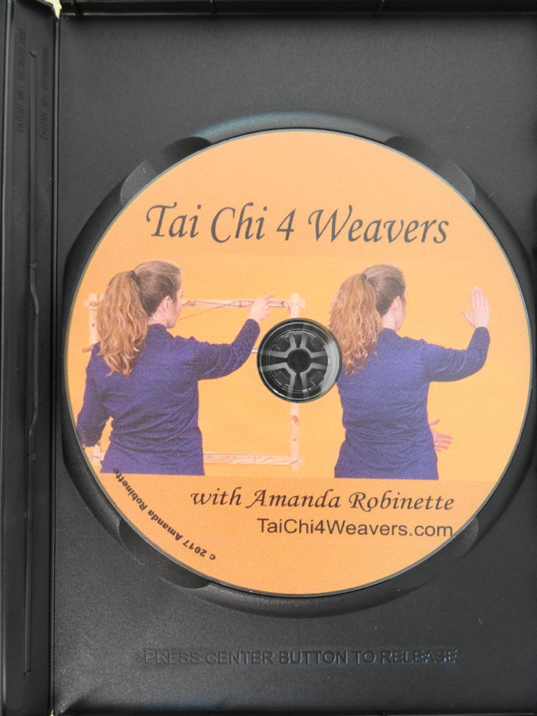 Tai Chi for Weavers l Western Sakiori