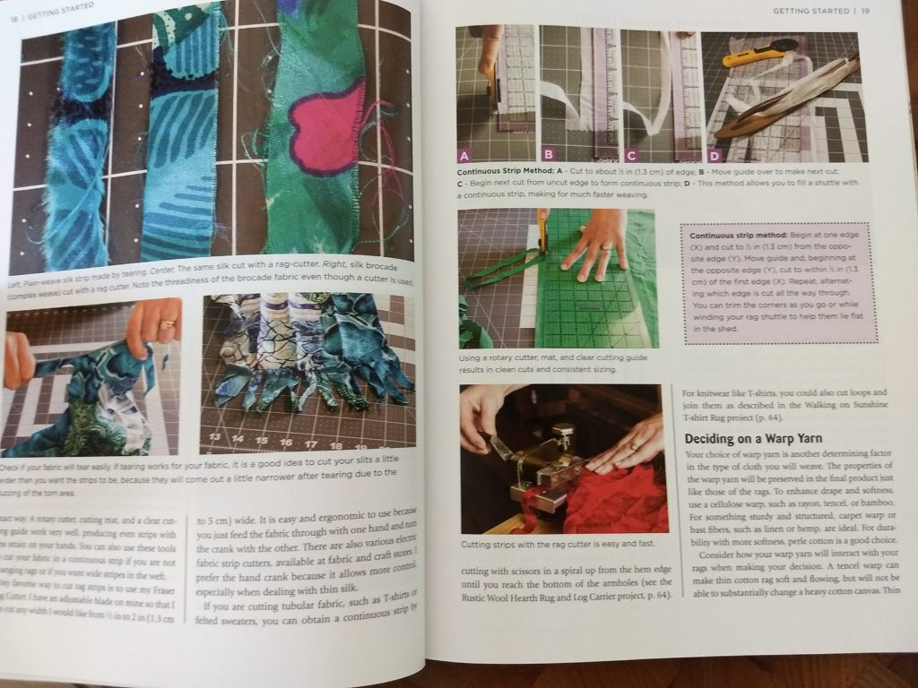 Weaving Western Sakiori l by Amanda Robinette